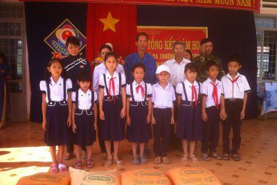 Lễ Tổng Kết Năm Học
